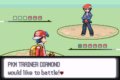 code rencontre pokemon diamant